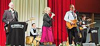 Den Kummerlige Trio sammen med Keld & Hilda